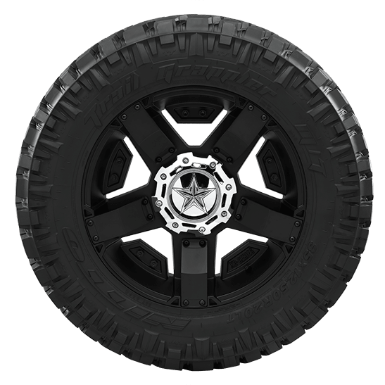 Nitto Tyres Australia Trail Grappler M T Mud Terrain Light Truck