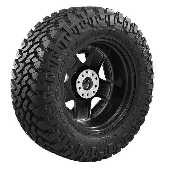 Nitto Dura Grappler >> Nitto Tyres Australia - Trail Grappler M/T Mud-Terrain Light-Truck 4x4 Tyre