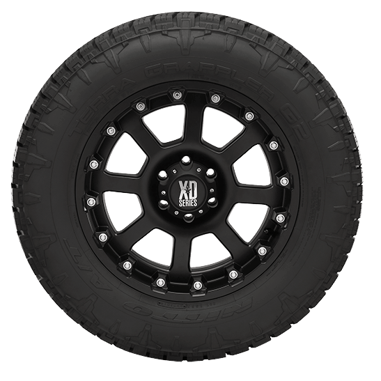 Nitto Tyres Australia Terra Grappler G2 A T All Terrain 4x4 Tyre