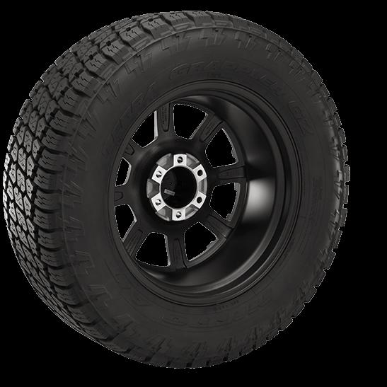 Nitto Dura Grappler >> Nitto Tyres Australia - Terra Grappler G2 A/T All-Terrain ...