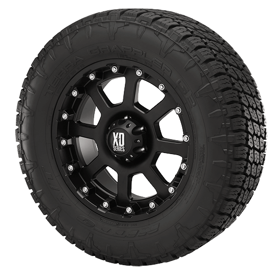 Nitto Dura Grappler >> Nitto Tyres Australia - Terra Grappler G2 A/T All-Terrain 4x4 Tyre