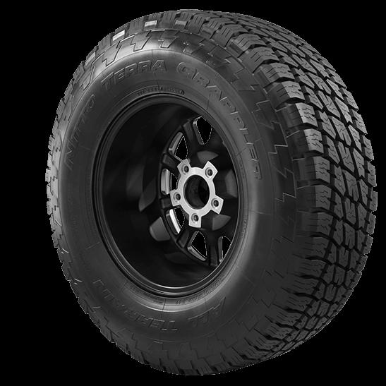 nitto tyres australia terra grappler a t all terrain light truck 4x4 tyre. Black Bedroom Furniture Sets. Home Design Ideas