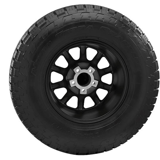 Nitto Tyres Australia - Terra Grappler A/T All-Terrain ...