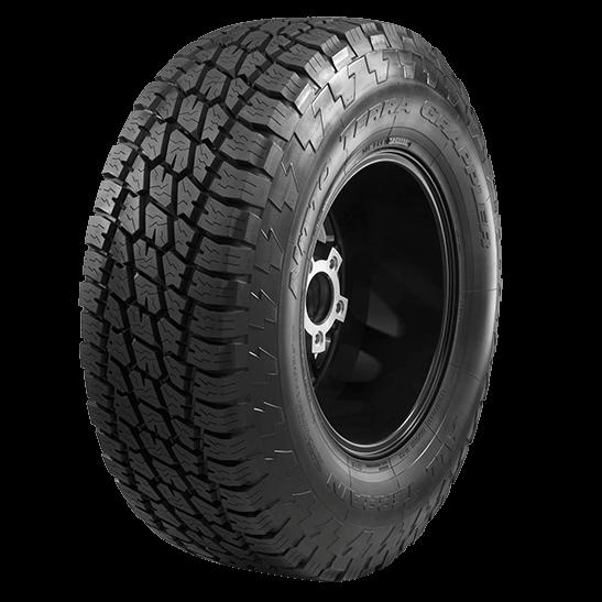 Nitto Dura Grappler >> Nitto Tyres Australia - Terra Grappler A/T All-Terrain ...