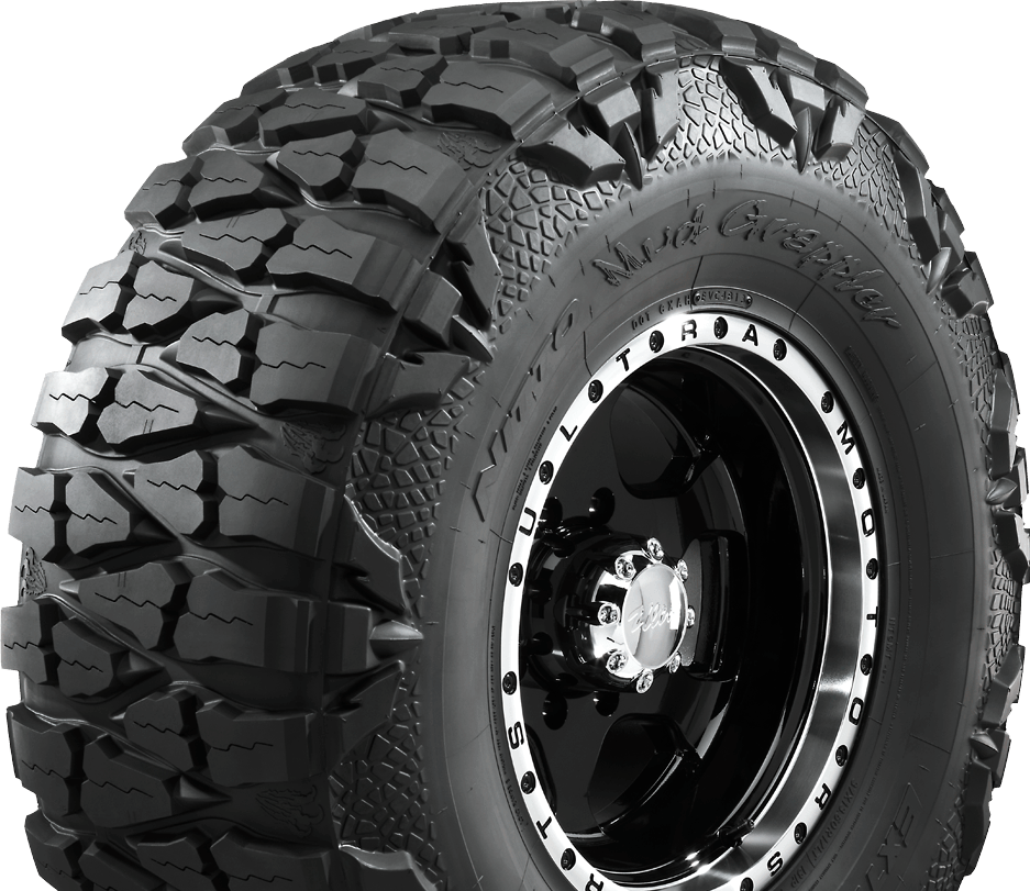 Nitto Tyres Australia Mud Grappler M T Extreme Mud Terrain Light