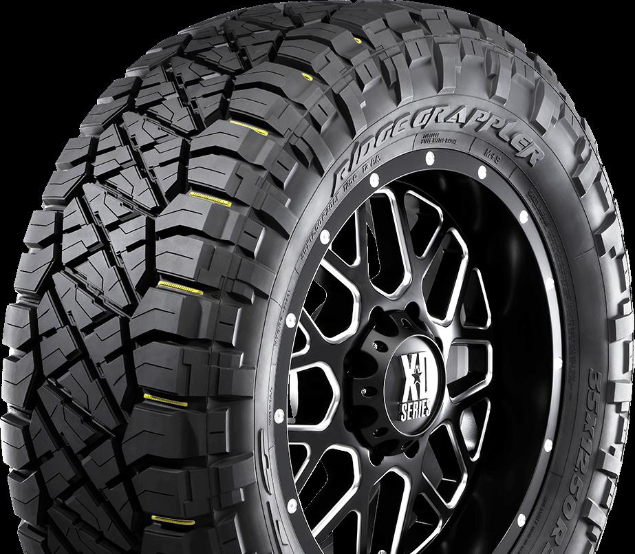 Nitto Ridge Grappler Sizes >> Nitto Tyres Australia Ridge Grappler Hybrid Extreme Duty