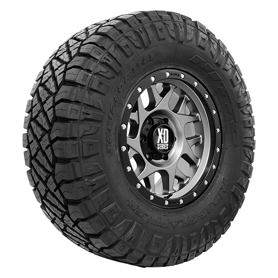 Nitto Dura Grappler >> Nitto Tyres Australia - Ridge Grappler Hybrid Extreme-Duty Light-Truck 4x4 Tyre